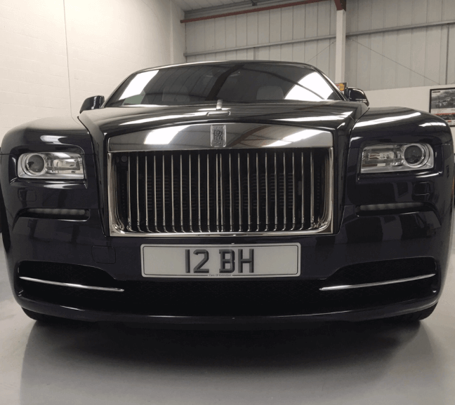 Can I Sell My Private Number Plate To The Dvla Plate Trader Com Blog